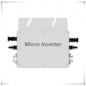 WVC600 Micro Inverter With Communication