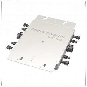 WVC1200 Micro Inverter With Communication