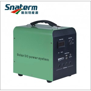 DL-10W-100W Portable Solar DC Power Generator