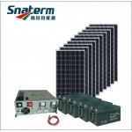 5000W Complete solar off grid home power system